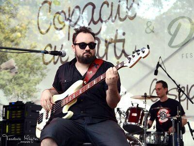 Alexandru Pascu, basistul trupei Goodbye to Gravity, ranit in incendiul din clubul Colectiv, a murit, miercuri, in ziua in care a fost transferat in Franta