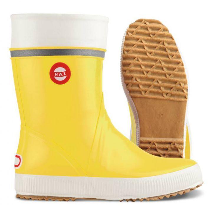 Regenlaars in kleur hai geel by Nokian Footwear | #gift #wanted #wishinglist #verlanglijst #cadeau #kado #boenderpint