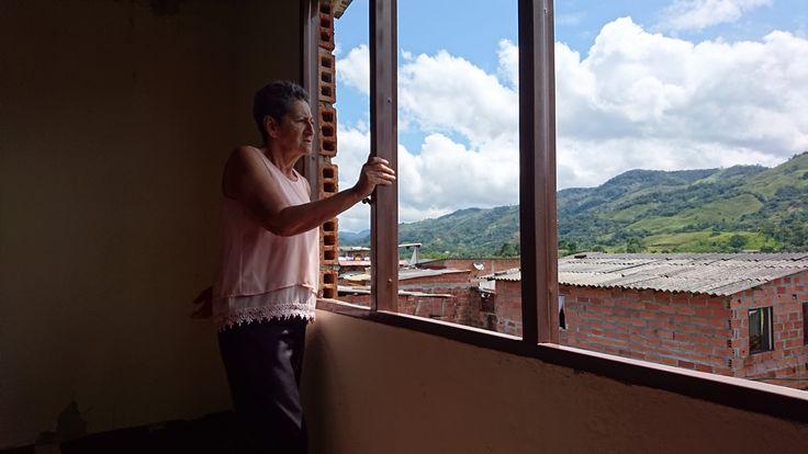 Doña Pastora Mira, protagonistas del conflicto armado. Con #Desarmados