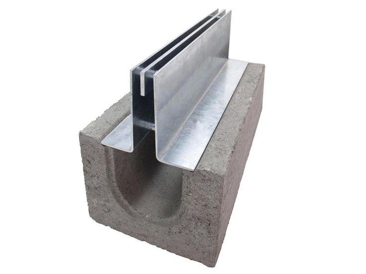 Marshalls: Duo Slot Drain discreet linear drainage system 1 of 8