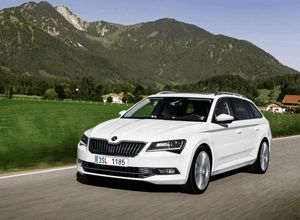 2016 Skoda Superb Combi - New Cars Reviews 2015/2016