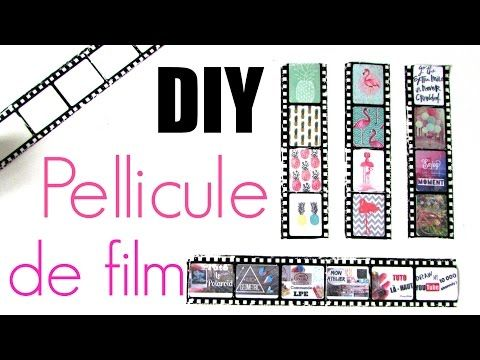 •| DIY | Pellicule de film facile à réaliser • (PimPomPerles) - YouTube zazabelle