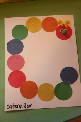 Snippets ... it's the little things.: PreK: Letter C