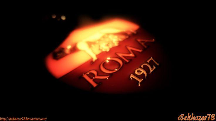A.S. Roma Wallpaper by Belthazor78.deviantart.com on @deviantART