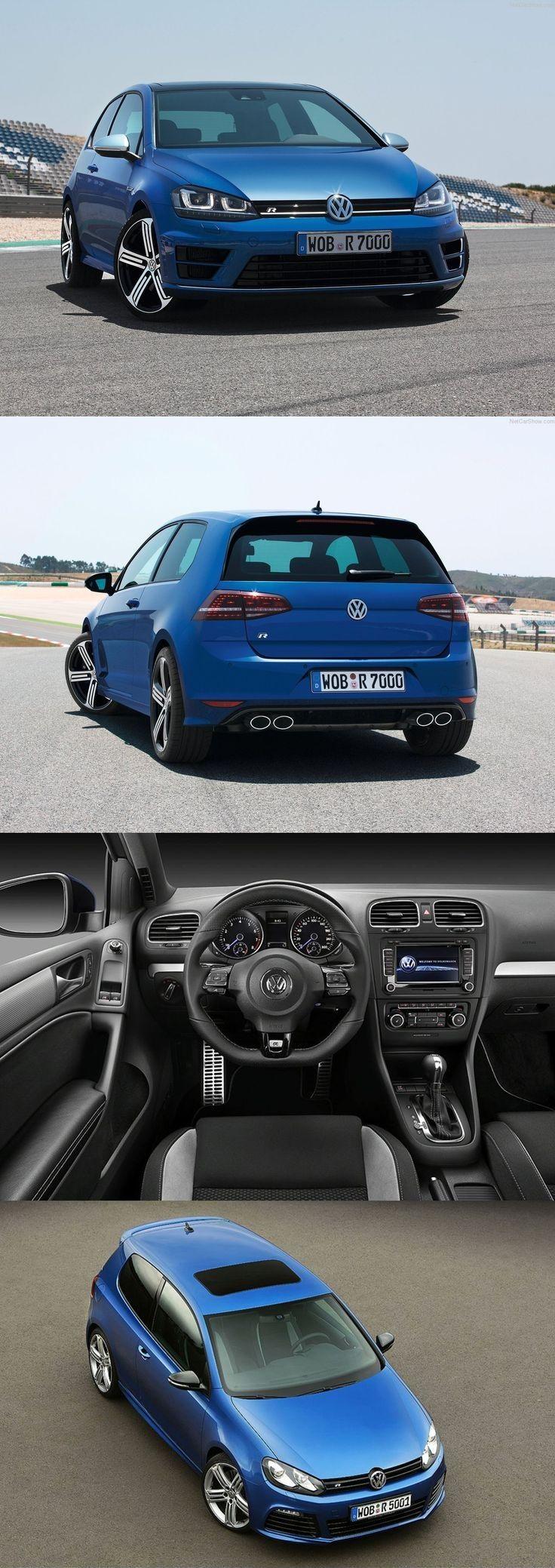 Volkswagen Golf (Mk7) R