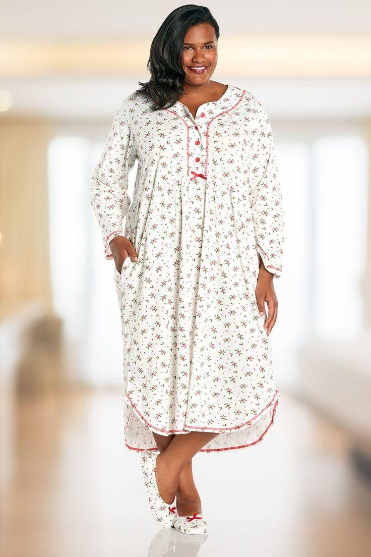90 best Pajamas & Lingerie - Plus Size images on Pinterest ...