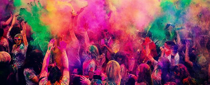 indian color festival holi inspo - Google-søk