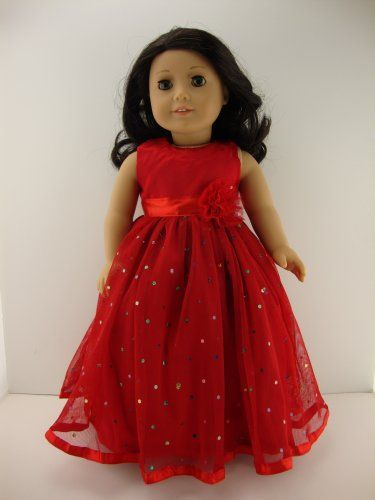 The Official 2013 Christmas Holiday Gown Designed for 18 Inch Doll Like the American Girl Dolls Shoes Sold Separately Olivia's Doll Closet,http://www.amazon.com/dp/B00GS4V9SO/ref=cm_sw_r_pi_dp_bNFWsb03RMH3C6K9