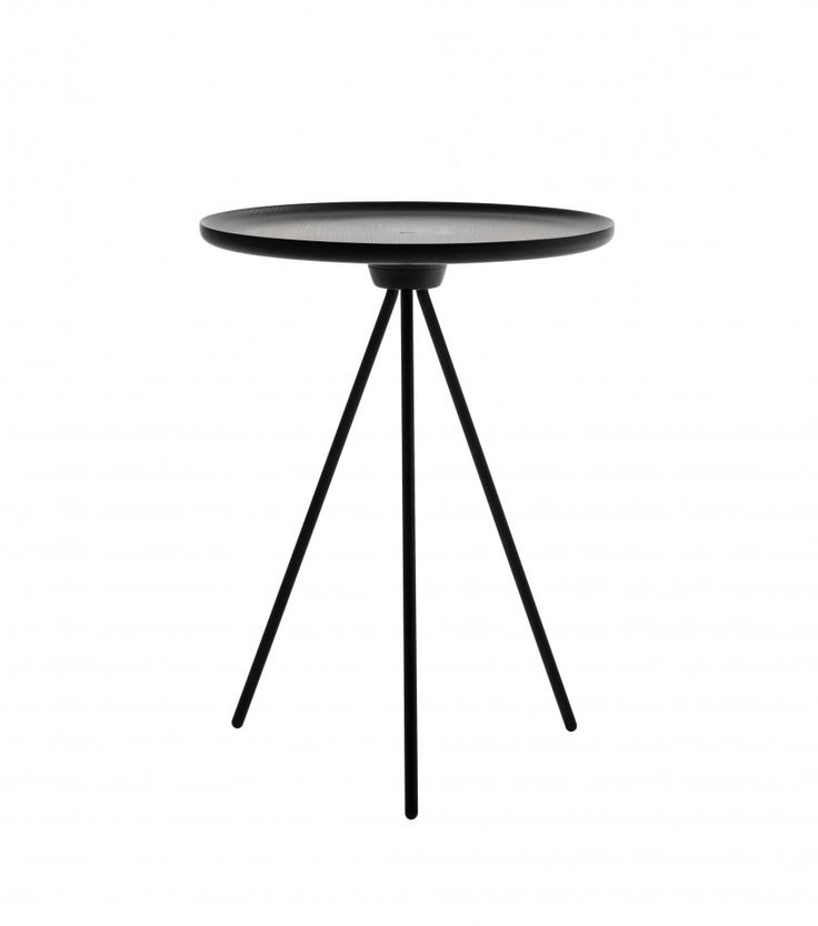 Amazing 50 Black Side Table Decorating Design Of Lack