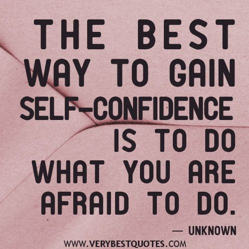 quotes about confidence - photo #31