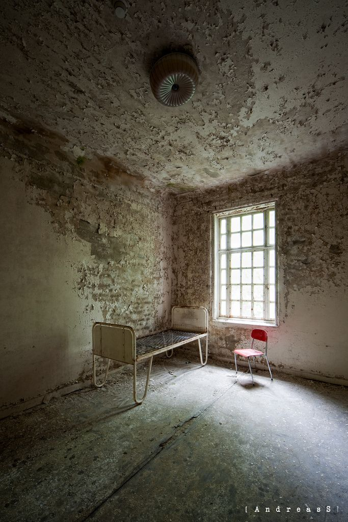 https://flic.kr/p/8kr4de | Dollhouse | From an abandoned mental institution in Norway.