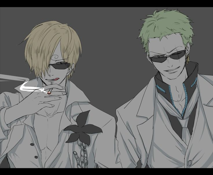 1000 Images About Zoro Amp Sanji On Pinterest