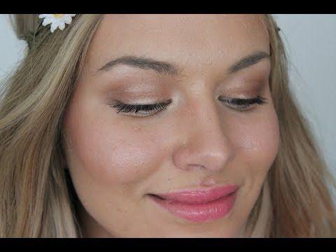 Meikki: Hehkuva Kesämeikki ♡ My Go-To Summer Makeup