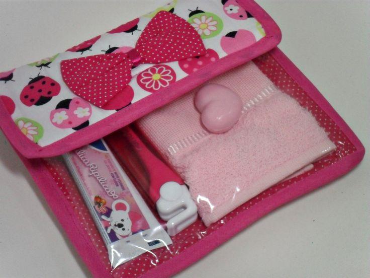 kit higiene em tecido passo a passo - Pesquisa Google