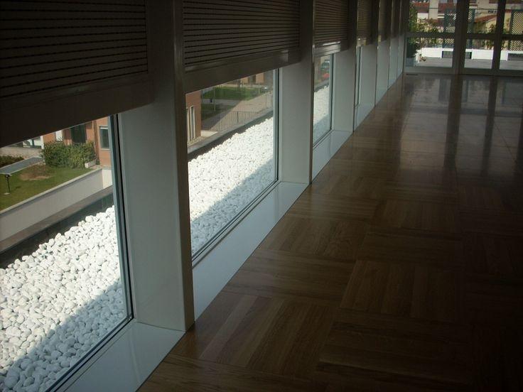 vetro glass office