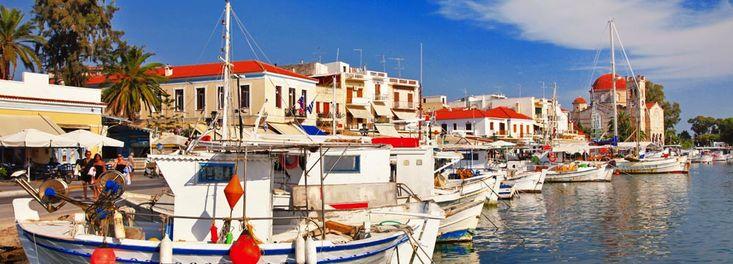 Aegina welcomes you...