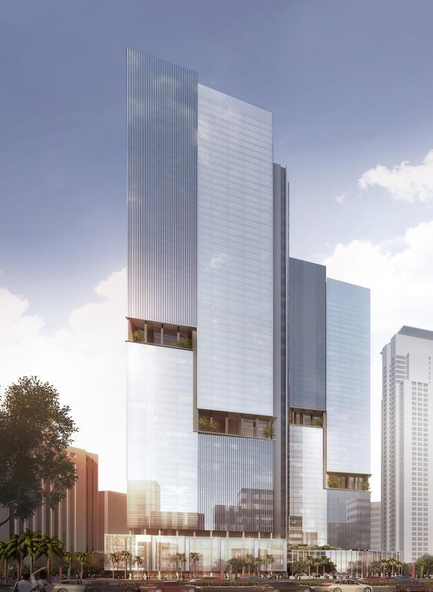 Project Emerald - Makati - Architecture - SCDA