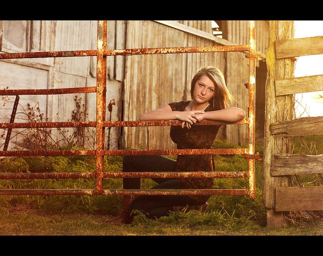 Senior Photography barn | senior pic ideas - a gallery on Flickr