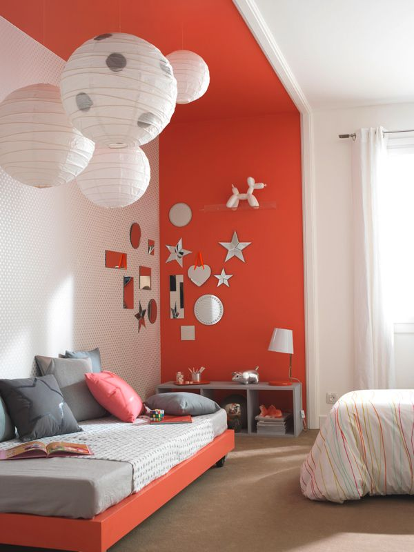 Idées de chambre de fille décorée pratique pour sinspirer