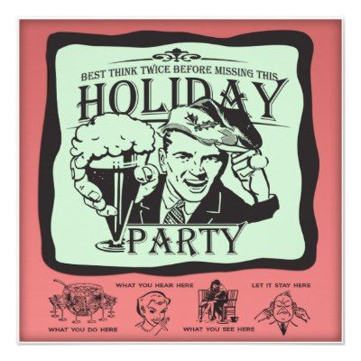 8 best Funny Christmas Party Invitations images on Pinterest