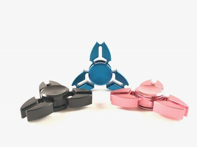 Tri-Star Fidget Spinner #fidgettoy #fidgetspinners #fidget #metalspinner #addiction #addicted #sales #telemarketing