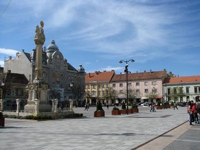 Szombathely, Hungary -- Such a beautiful city