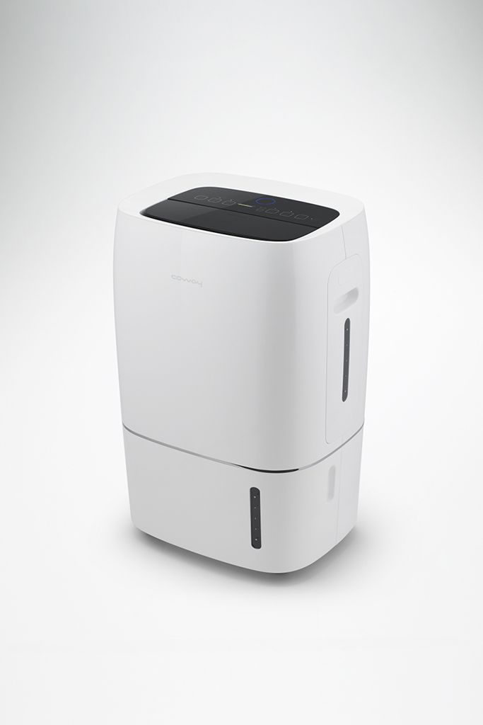 coway Air purifier + Humidifier. Design by BDCI (www.bdci.co.kr) & murata chiaki