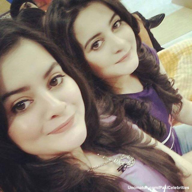 #Beautiful #twin #sisters - #Aiman & #Minal. ♡  www.unomatch.com/pakicelebrities