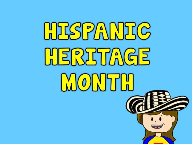 88 best Celebrating Hispanic Heritage Month images on Pinterest ...