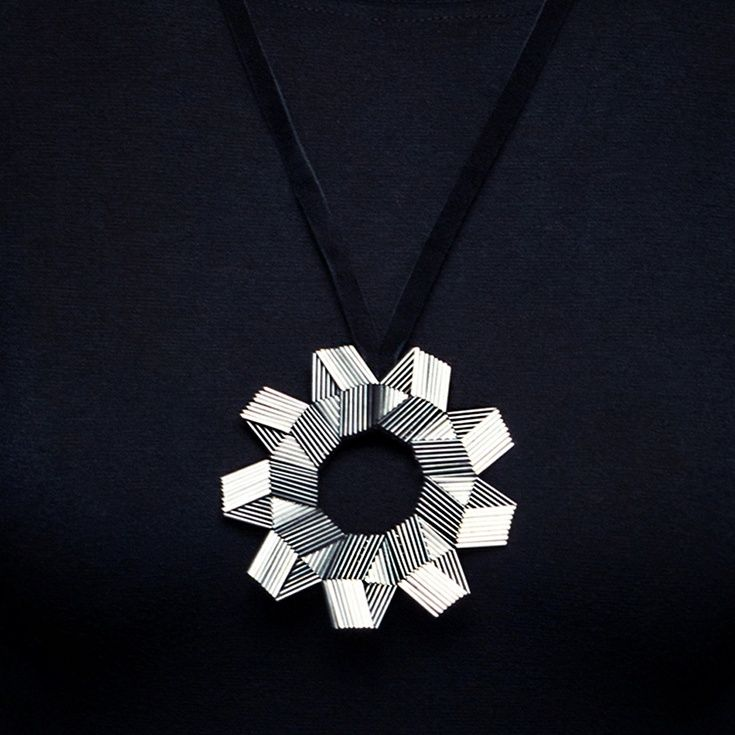 M.C.E Spin Necklace