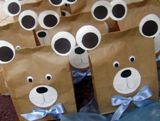 Good lists and ideas for menus and favors Goldilocks & the Three Bears Party