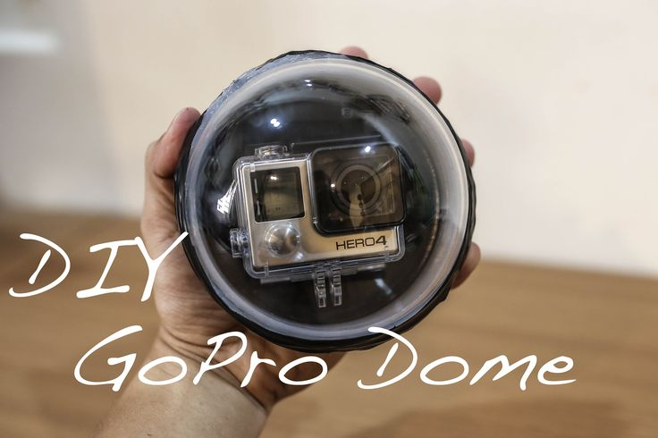 DIY GOPRO DOME
