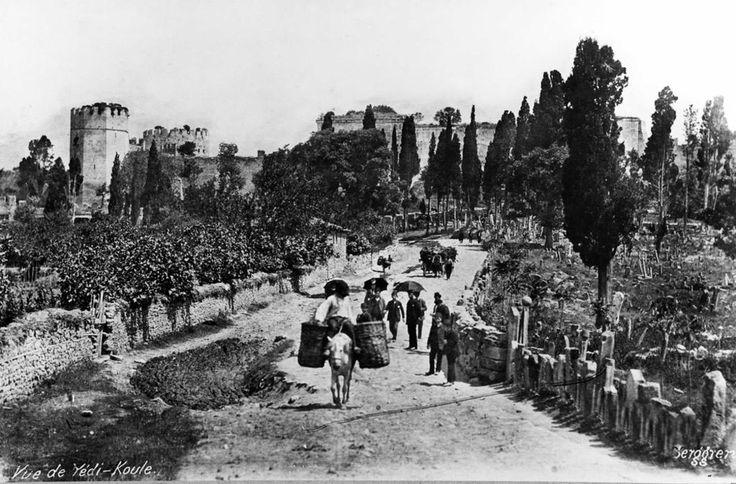 Yedikule (1880, Istanbul)