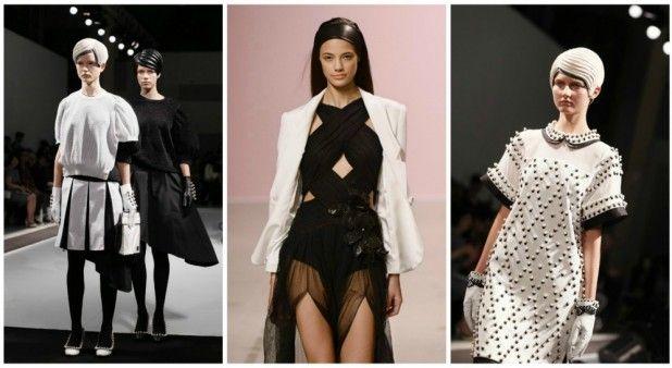 Colecciones de nuevos creadores abrieron los desfiles en la Semana de la Moda en París