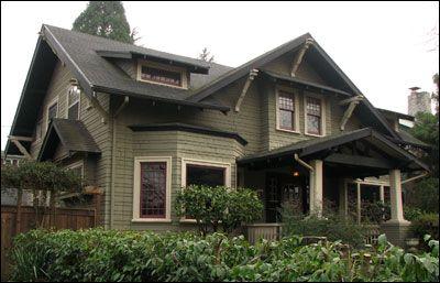 Craftsman Style — 1900 to 1930: Craftsman Houses, Craftsman Style Home, Dreams Houses, Dreams Home, Craftman Style, Craftsman Home, Craftsman Style Houses, Craftsman Style Bungalows, Craftsman Bungalows