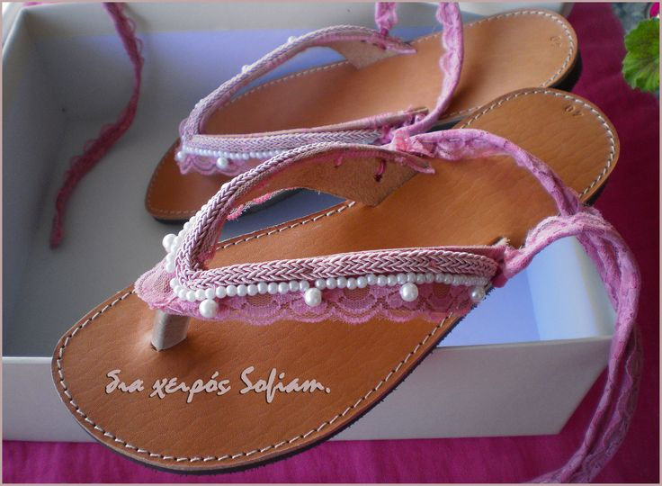 bride to be ... SaS011_Bride's Pink sandals