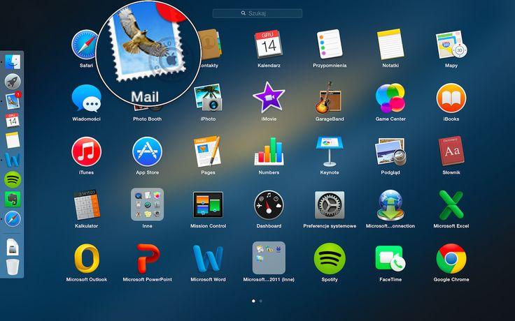 Konfiguracja wielu kont Gmail w aplikacji Mail justineyes.com #Mail #app #Macbook #Mac