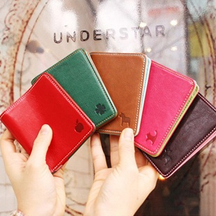 Aliexpress.com : Buy Short design lovers wallet card holder wallet short design coin purse small bag women's bags l1048 from Reliable stainless steel wallet suppliers on Kakeyro Industrial Limited Company.. $15.51