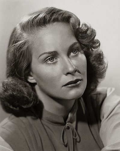 """Alida Valli...in one of my favorite """"bad"""" movies, """"Miracle Of The Bells""""..."""