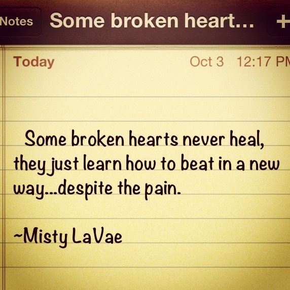 Sad Quotes About Depression: 12 Best Images About Heal A Broken Heart On Pinterest