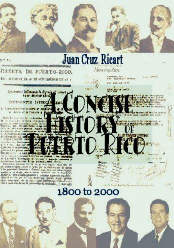an introduction to the history of puerto rico Puerto rico history for children a lesson plan one of several lesson plans for puerto rico studies under boricuakidscom.