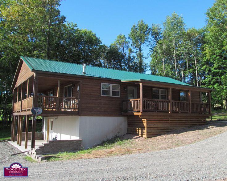 The Adirondack Prefab Cabins And Modular Log Homes