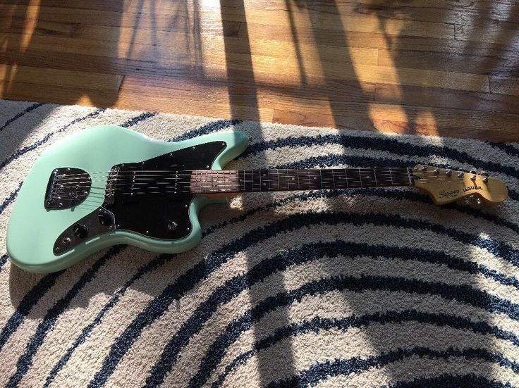 Fender Squier Jaguar Modified P-90