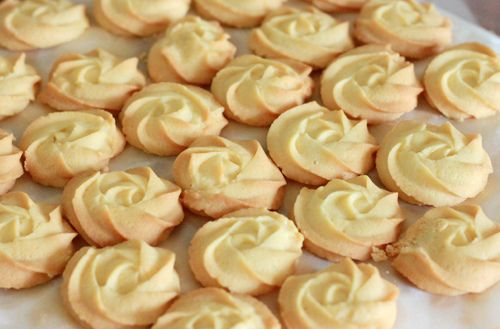 Viennese Biscuits...really yummy