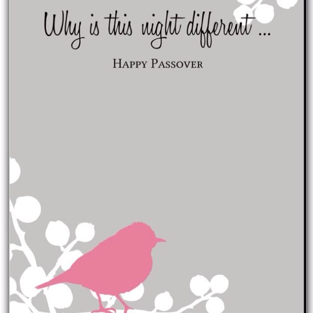 PassoverEaster Passover, Passover Ideas, Spring Holiday, Jewish Holiday, Spring Fling, Messianic Passover, Passover Seder, Night Difference, Easter Ideas