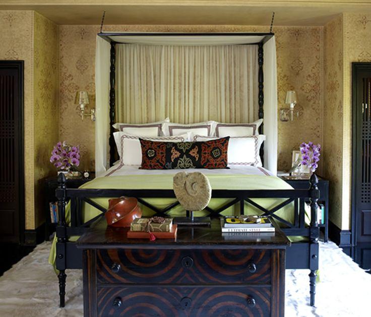 Bedroom Decor Eclectic Boys Bedroom Curtains Bedroom Design 2016 Old Truck Bed Bedroom: Martyn Lawrence Bullard Images On