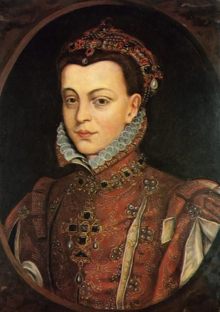 Katarina Jagellonica (Jagello)  Polsk prinsessa, Sveriges drottning 1568-1583.