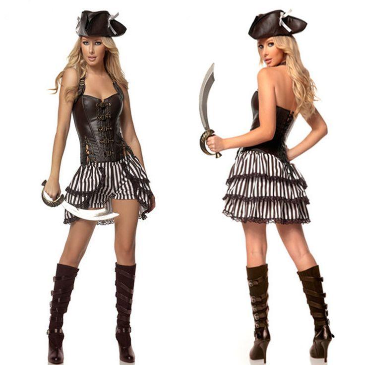 disfraz de pirata mujer casero - Cerca amb Google