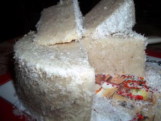 Delicheese cocco avena (panna cocco)