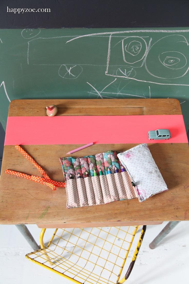 Photo Aurélie Lecuyer (Le dans la) pour Happy Zoé.  Kit coloriage : http://www.happyzoe.com/16-dessiner